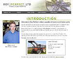 Roy Perfect Zetor Tractor Part Supplier